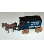 ERTL Horse and Carriage Telephone Coin Bank - $19.99