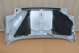 00-05 Toyota MR2 Sypder Trunk Deck Lid Engine Cover W/ Hinges image 5