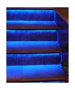 RGB LED Walkway Hallway Stairway Runway Stairs Patio Deck Yard Steps Lig... - $49.95
