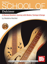 School of Dulcimer/A Musical Notation Journey W/Modes,Tunings,& Songs/Bo... - $12.95