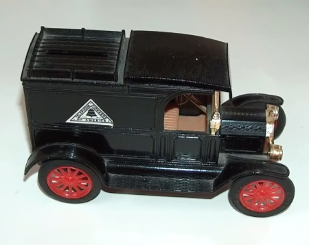 ERTL Ford Model T Telephone Coin Bank