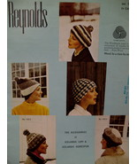 Reynolds Icelandic Lopi Caps Vests Boots Knitting Pattern - $8.99