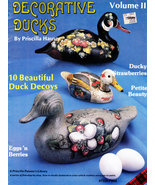 TOLE & DECORATIVE PAINTING DECORATIVE DUCKS P. HAUSER - $7.00