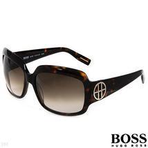 HUGO BOSS 0161/U/S MADE IN ITALY SUNGLASSES - $112.00