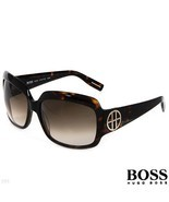 HUGO BOSS 0161/U/S MADE IN ITALY SUNGLASSES - $112.00