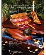 TOLE & DECORATIVE PAINTERS SHARING IDEAS WITH AMERICA'S PAIN - $7.00