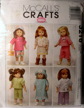 """Pattern 3216 American Modern Outfits for 18"""" Girl Doll Clothes - $5.99"""