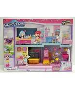 Shopkins Happy Places Happyville High School Playset (LOC S-28) - $149.59