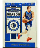 HOT! LUKA DONCIC ROOKIE! 2019 PANINI CONTENDERS #73 MAVERICKS, NBA, RC! ... - $129.95