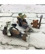 Playskool Star Wars Fast Through The Forest Adventure Playset Complete - $21.78