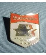 Budweiser 1984 Los Angeles Olympic Souvenir Pin - $2.50