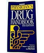 9th Edition Physician Drug Handbook - $14.80