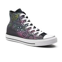 Women's Converse Chuck Taylor All Star Kaleidoscope High Top Sneaker Size 9 - $59.98