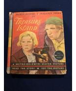 1934 Treasure island,  Jackie Cooper, The Big Little Book #1141 - $19.80