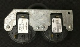 Honeywell BA20115 HK06WC058 2-Stage Air Pressure Switch used in great co... - $42.08