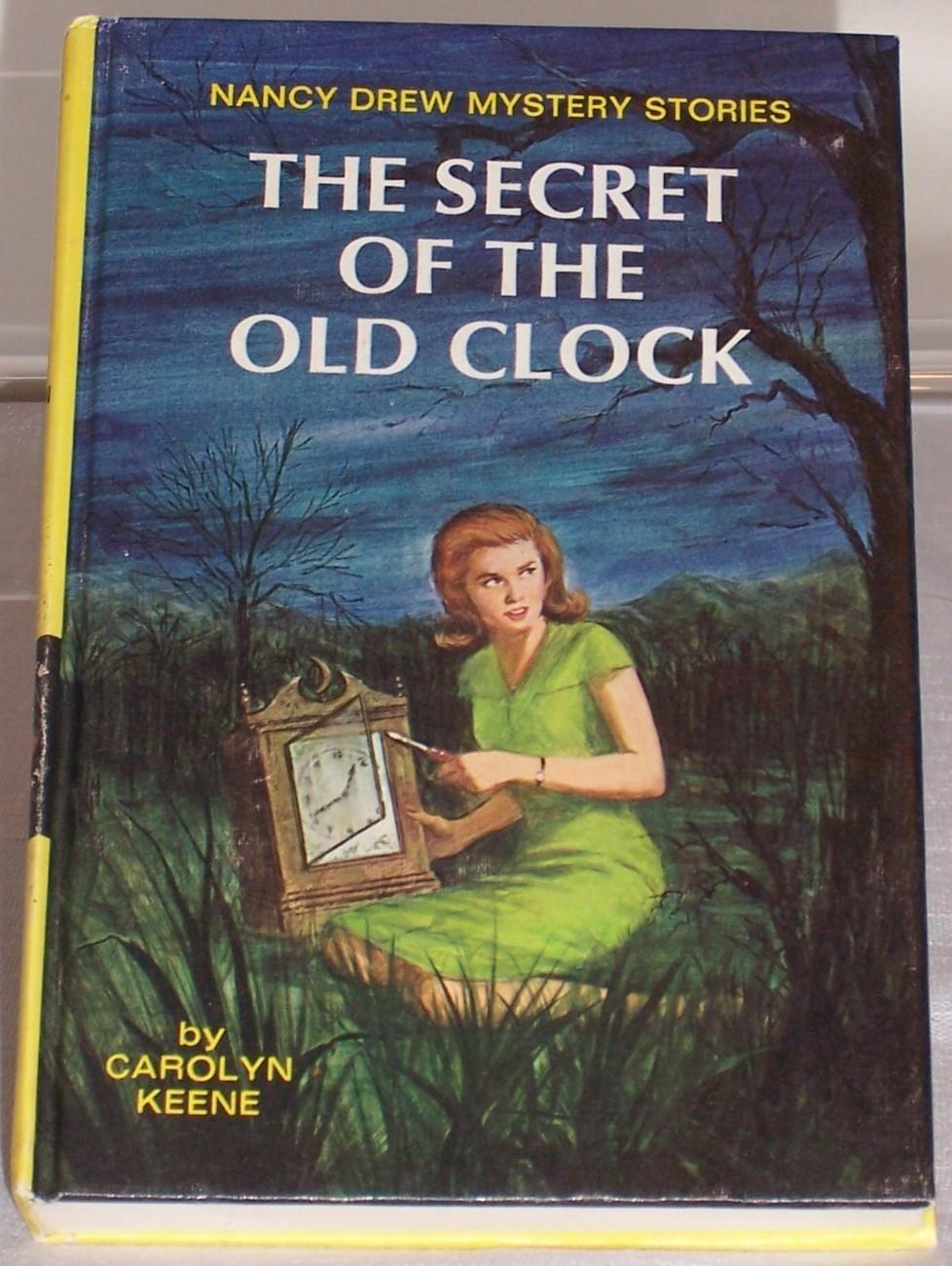 nancy drew secret of the old clock pdf
