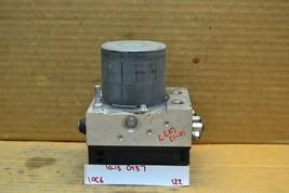 10-13 Infiniti G37 ABS Pump Control OEM 476601NM0C Module 122-10C6 - $9.99