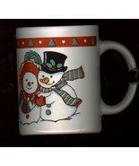 MR. & MRS SNOWMAN CHRISTMAS MUG - $8.50