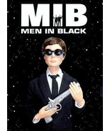 "MIB Men in Black Dr. Sheldon Cooper Big Bang Theory Tonner Figure 17"" Do... - $249.95"