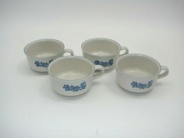 EUC Set of 4 Soup Mug Yorktowne (USA) by PFALTZGRAFF - $31.78