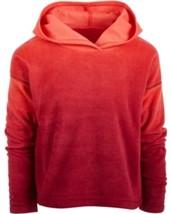Ideology Toddler Girls Fleece Hoodie Red 4T - $14.99