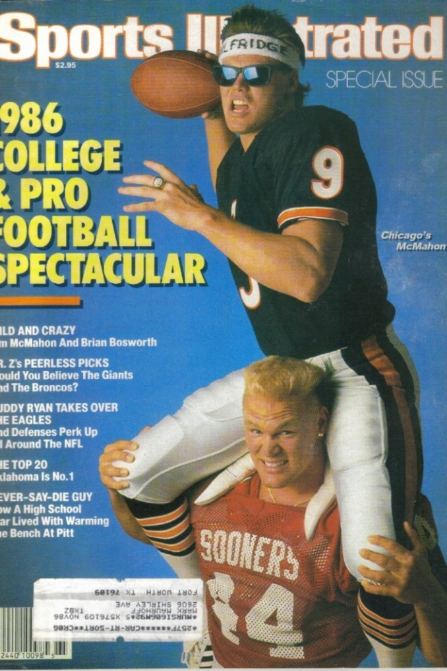 Sports Illustrated Magazine, 1986, Special Issue, Pro & College Football Preview