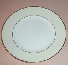 Vera Wang Wedgwood Champagne Duchesse Salad Dessert Plate Made in U.K New - $24.90