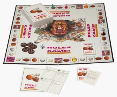 Rules of the Game! For those of you who Think you know...Sport Trivia Board Game