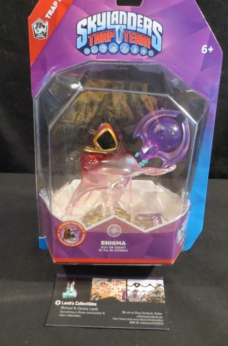 Primary image for Enigma Skylanders Trap Team Trap Master magic Element video game accessory toy