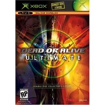 Dead or Alive Ultimate [Xbox] - $27.15