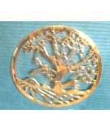 Wild Bryde Tree of Life Pin in 14K Gold Fill - $24.00