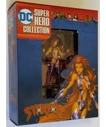 DC Super Hero Collection Starfire 1/21 Figurine Eaglemoss - $16.00