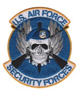 USAF MP SECURITY FORCES PATCH @ - $11.87