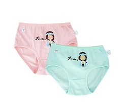 PANDA SUPERSTORE Set of 2 Breathable Soft Kids Underpants Baby Shorts Baby Under image 2