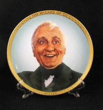 """Wizard Of Oz Plate """"Wizard"""" 23K Portraits From OZ Hamilton Collection 8-... - $15.00"""