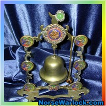 Master Conjurer's Bell & Portal Ring Call Powerful Spirits to Your Command!  - $4,999.99