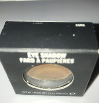 MAC Eye Shadow Satin Cork ~ Full Size New In Box - $33.60