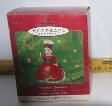 Hallmark Victorian Christmas Madame Alexander Handcrafted Keepsake Ornament - $6.48