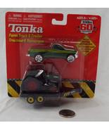 Tonka Farm Truck ,Trailer 60th Anniversary Truck Tractor Trailer Scale: ... - $14.84