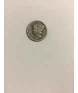 1920 MERCURY, P mint mark,  MOST OF THE WORDS ARE READABLE NICE COIN. on... - $3.57