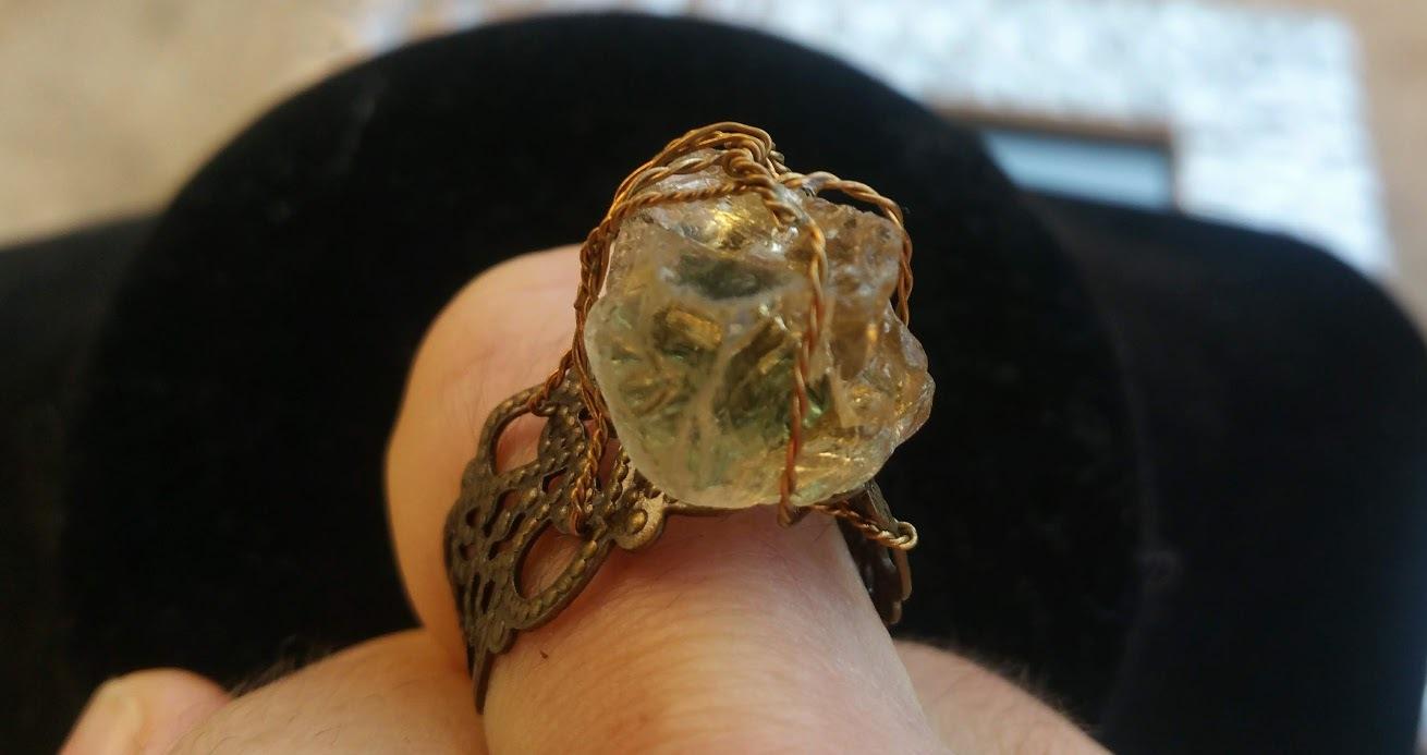 Bmc gold ring 1