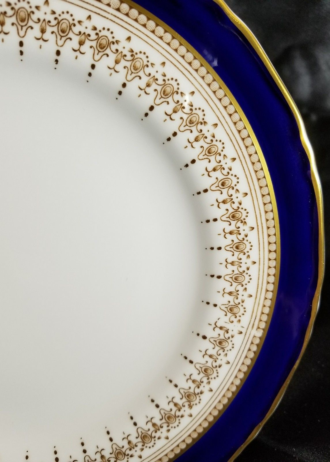 "Royal Worcester REGENCY Blue Salad Plate 8"" (multiple available)"