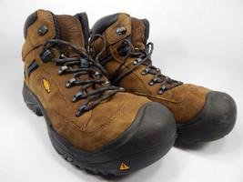 Keen Braddock Mid AL Sz: 11 M EU 44.5 Men's Slip Resistant Steel Toe Work Boots