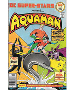 DC Super-Stars Comic Book #7 Aquaman DC Comics 1976 NEAR MINT - $33.78