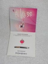 Yves Saint Laurent No 3 CALL ME ROSE Volupte Tint-In-Balm Nourishing Glow Sample - $6.93