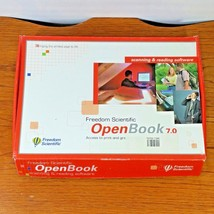 Freedom Scientific Openbook 7.0 Scanning and Reading Software - $199.99