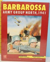 Barbarossa Army Group North 1941 German Invasion of Russia GMT 2000 SHRINK WRAP - $178.20
