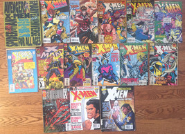 Marvel Comics - Lot of 15, X-Men Adventures, Special Edition, Publishing Plan  - $20.55