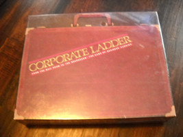 Corporate Ladder Board Game 1985 Gabby Games Factory Sealed Box - $19.99