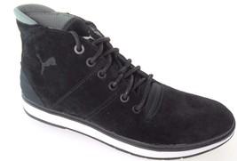 PUMA MTSP BOOT DEMI MEN'S BLACK MID SNEAKER BOOTS #30548806 $120. - $69.99